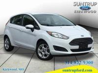 This 2015 Ford Fiesta SE is a real winner with features
