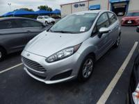 We are excited to offer this 2015 Ford Fiesta. When