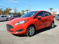 Options:  2015 Ford Fiesta Se|Miles: 41944Color: Race