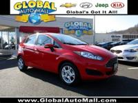 Make easy payments on this budget priced Fiesta 5-door.