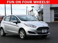 Fiesta Ford 2015 6-Speed Automatic FWD 1.6L I4 Ti-VCT