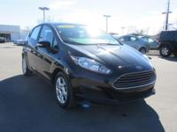 This gas-saving 2015 Ford Fiesta SE will get you where