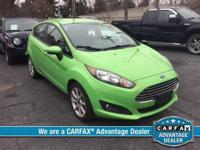 CARFAX 1-Owner, Excellent Condition. EPA 36 MPG Hwy/28