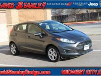 Fiesta SE, 4D Hatchback, 1.6L I4 Ti-VCT, and Automatic.