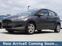 2015 Ford Fiesta SE in Magnetic, This Fiesta comes with