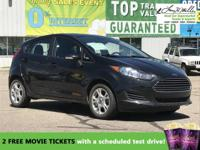 CarFax 1-Owner, This 2015 Ford Fiesta SE will sell fast