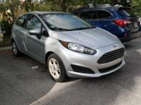 No accidents Clean Carfax. Fiesta SE, 1.6L I4 Ti-VCT,