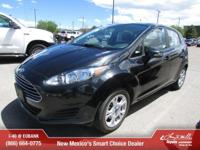 Options:  2015 Ford Fiesta Se|Se 4Dr Hatchback|1.6L|4