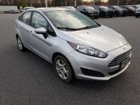 Ingot Silver 2015 Ford Fiesta SE FWD 5-Speed Manual