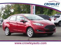 2015 Ford Fiesta SE FWD in Ruby Red Metallic Tinted