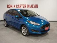 2015 Ford Fiesta SE. Recent Arrival! CARFAX One-Owner.