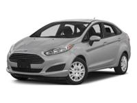 Options:  2015 Ford Fiesta Se|/|V4 1.6 L |4892
