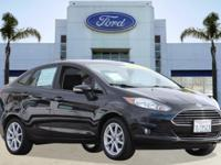 Options:  2015 Ford Fiesta Se|Black/|V4 1.6 L