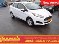 Recent Arrival! CARFAX One-Owner. 2015 Ford Fiesta SE