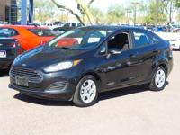 Clean CARFAX. CARFAX One-Owner.  2015 Ford Fiesta SE