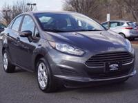 2015 Ford Fiesta. So clean, you can't even tell it's