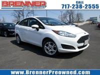Check out this 2015 Ford Fiesta SE. Its transmission