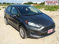Gray 2015 Ford Fiesta SE FWD 1.6L I4 Ti-VCTRecent