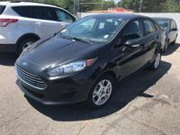 Leather, Moonroof, Navigation. 2015 Ford Fiesta SE