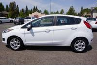 Exterior Color: oxford white, Body: Hatchback, Engine: