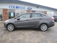 2015 Ford Fiesta Titanium!! One Owner!! Only 26,000