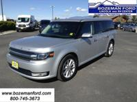 The Ford Flex for 2015 is far from typical. In fact, it