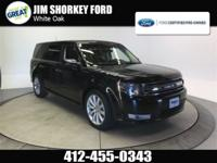 Recent Arrival! Certified. 2015 Ford Flex SEL AWD