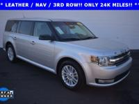 ** NAVIGATION / GPS **, ** LEATHER INTERIOR **, **