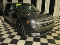 OVERVIEW This 2015 Ford Flex 4dr 4dr SEL FWD features a