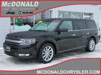 Options:  2015 Ford Flex Limited All-Wheel Drive|Miles: