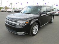 Options:  2015 Ford Flex Limited Awd 6-Speed Automatic