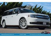 Arrive in style in our ONE OWNER 2015 Ford Flex SE