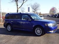 Options:  2015 Ford Flex Sel|Blue|Recent Arrival! Clean