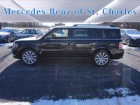 Options:  2015 Ford Flex Sel|Awd Sel 4Dr