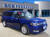 Options:  2015 Ford Flex Sel|Miles: 38850Color: Deep