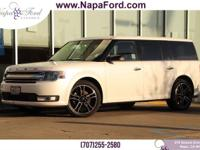 FORD CERTIFED PRE-OWNED 2015 Ford Flex SEL 3.5L V6