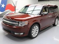 2015 Ford Flex with 3.5L V6 Engine,Leather