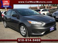 Practical, California Owned Ford Focus! Factory