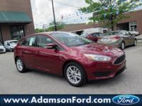 Body Style: Hatchback Engine: I4 Exterior Color: Red