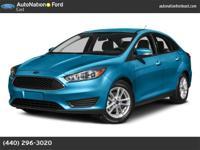 Body Style: Sedan Engine: I4 Exterior Color: Blue