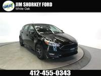 Recent Arrival! Certified. 2015 Ford Focus SE FWD