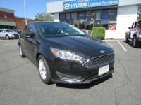 2015 Ford Focus SE In Black * BLUETOOTH * * MP3- USB /