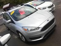 Step into the 2015 Ford Focus! Both practical and