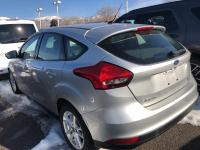 CARFAX One-Owner. Ingot Silver 2015 Ford Focus SE FWD