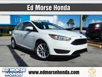 This 2015 Ford Focus SE is proudly offered by Ed Morse