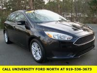 CARFAX One-Owner. Clean CARFAX. 2015 Ford Focus SE