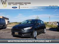 Ford CERTIFIED* Priced below NADA Retail!!!  This great