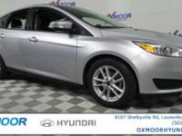 Ford Focus SE CARFAX One-Owner.Awards:  * 2015 IIHS Top
