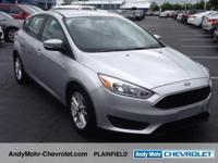 Priced below KBB Fair Purchase Price!  Ford Focus