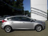 Options:  2015 Ford Focus Se|Silver|2.0L 4 Cyls|2 Liter